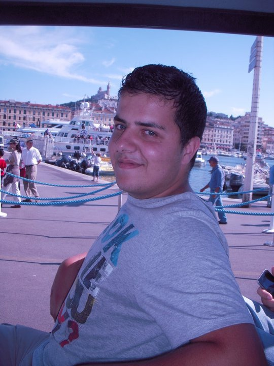 Moi a Vieux port