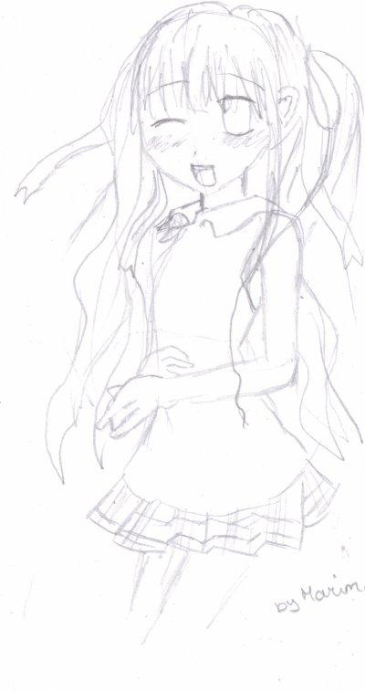 mon 1er dessin