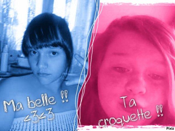 Moi & Ma Belle ! <3