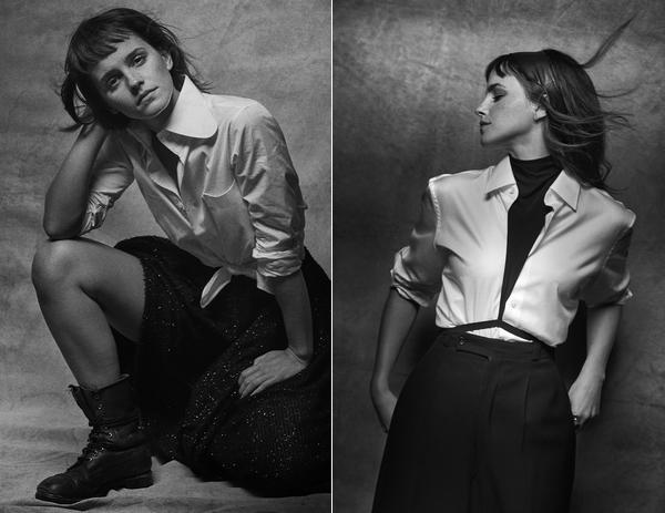 Flashback: Emma Watson pour Vogue Australia en 2018