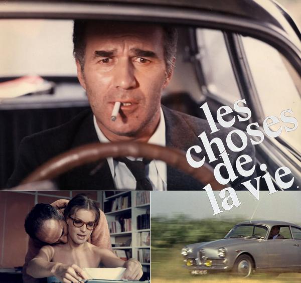 Mes films préférés avec des voitures - 2ème partie