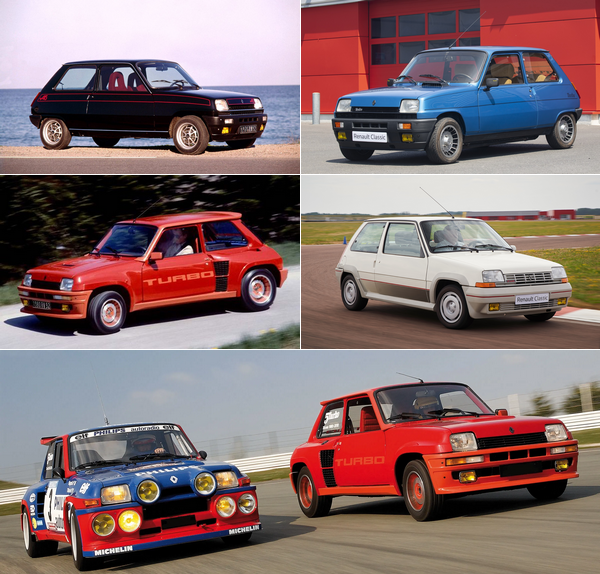 Il était une fois la Renault 5