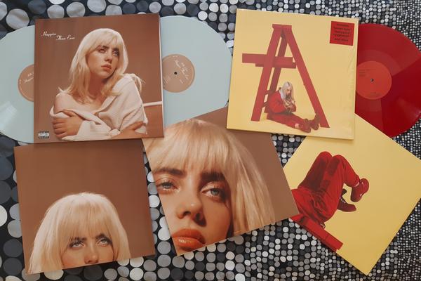 Ma collection de vinyles