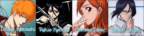 Manga partie ♣ Bleach.