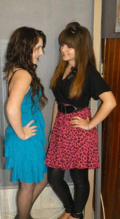 Amelie&Melina. <3