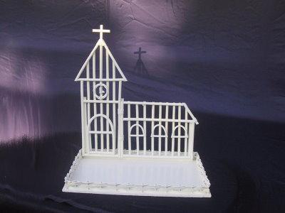 Support dragées église