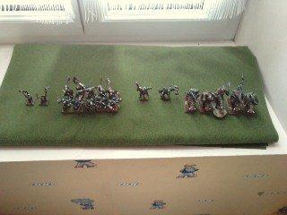 Mon armée d orc et gobelin