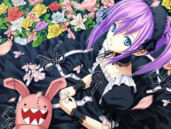 Une Sélection d'image et de Mangas , tout a fait Dark >.< ♥