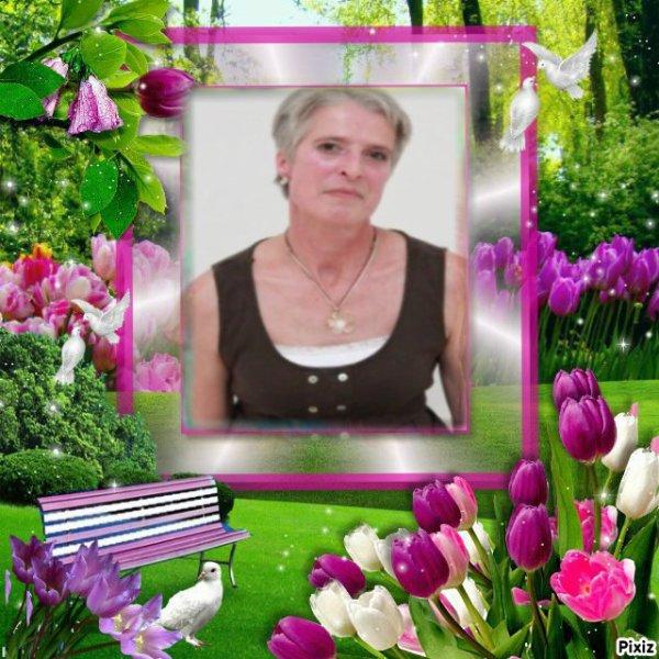 cadeau  par  mon  amie  Sophie 5  mille  Bisous ........