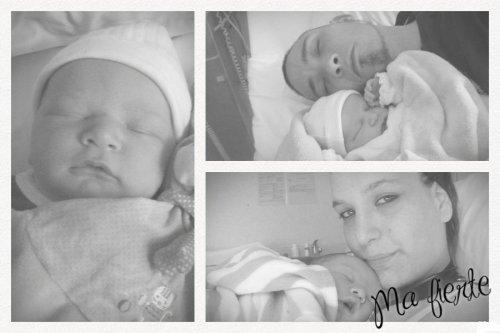 Mon fils et né