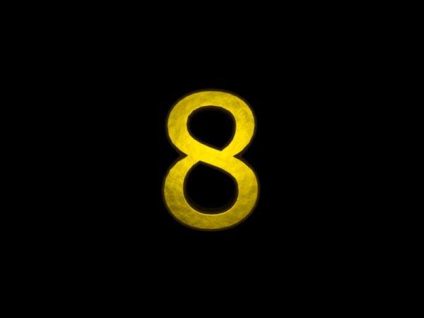 Sous le signe du 8