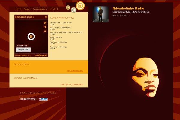 •·♪♫>>> ♪♫ ♪•·• NEWS RADIO NDOMBOLHINO EN LIGNE   ♪♫ ♪•·• · <<<♫ ♪••·