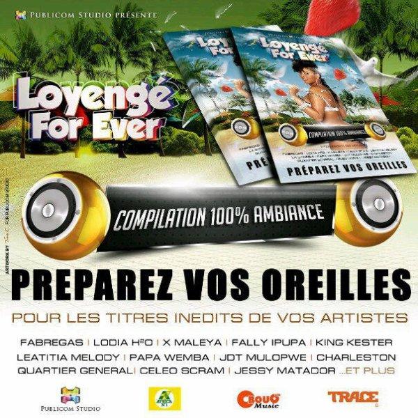 """Spot Radio Loyenge For  """" dispo le 12 decembre """" dans els bacs"""