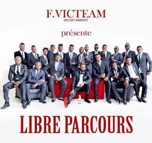 fally ipupa et F.victeam news album