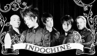 Indochine,un PUTAIN de groupe :)