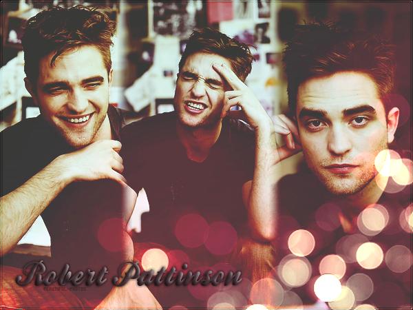 • Robert Pattinson •