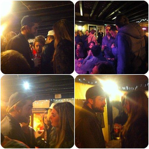 • 24.12 - 28.12 à Londres , Photoshoot •