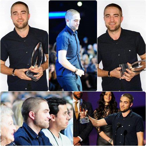 • People Choice Award •