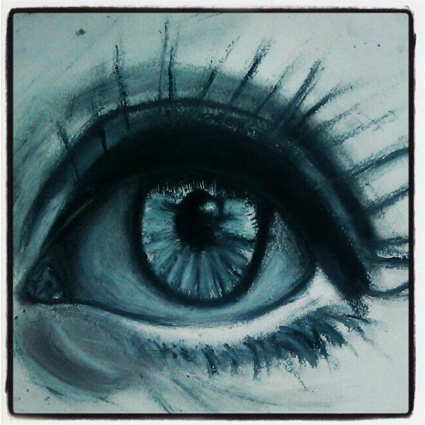 *Dessin oeil*