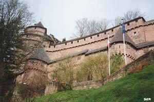 Les Châteaux d'Alsace