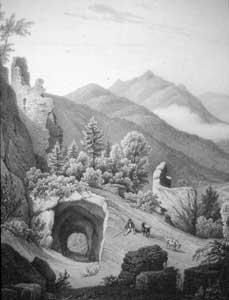 Château de Wildenstein-L'histoire du château