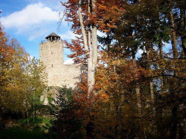 Château du Bernstein