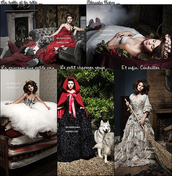 . Découvre un nouveau photoshoot de Selena vraiment superbe ... ___ Tu aimes ?.