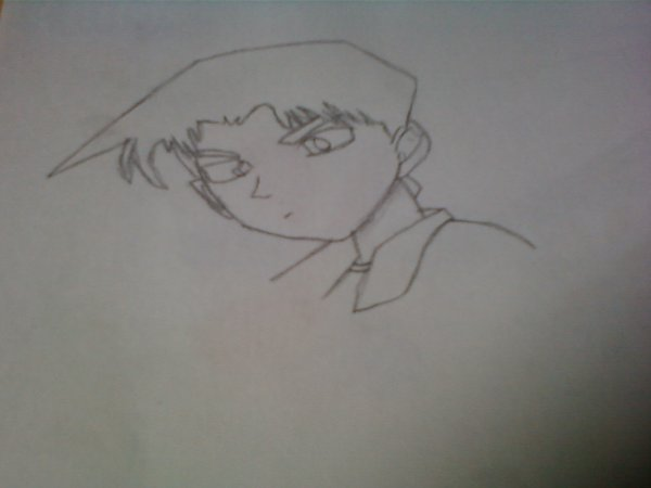 Dessin d'Heiji