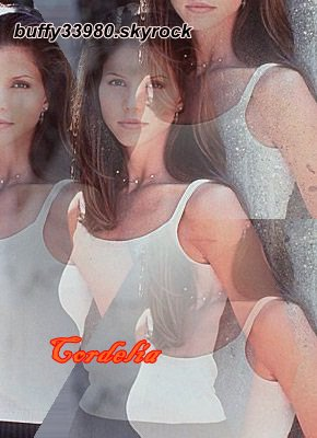 Cordelia chase/Charisma carpenter
