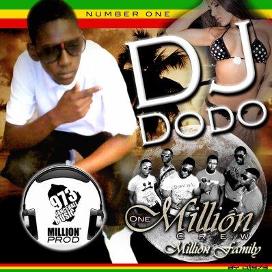 DeeJay'Dodo Street Music Family..Tchoun deye Tchoun..! (2011)