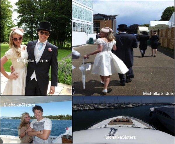 21/06/11 : Amanda a postée des photos de ses vacances en Angletterre et en France sur son compte Twitter !