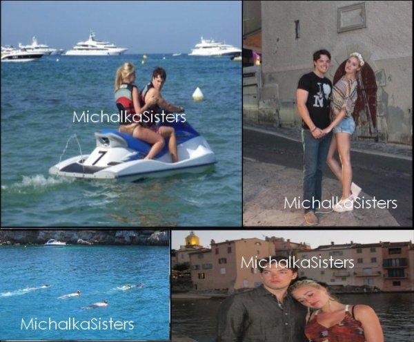 29/06/11 : Amanda a postée de nouvelle photo de son voyage à St-Tropez. Tandis,que Alyson a été nominée au Teen Choice Awards 2011 !