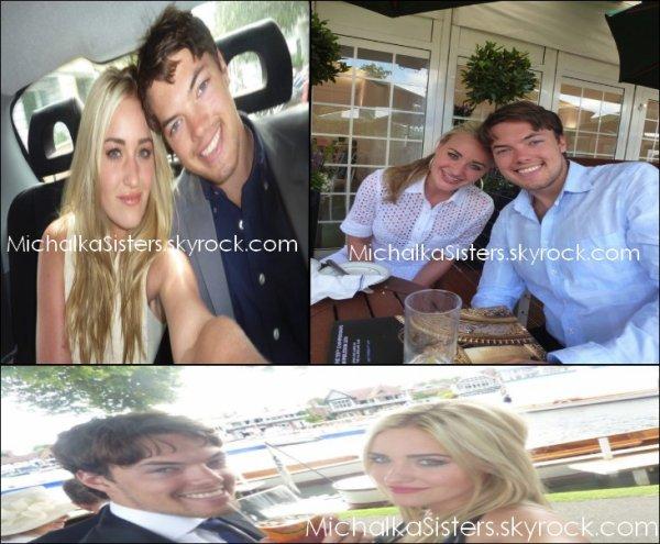 02/07/11 : Amanda a postée de nouvelles photos d'elle avec son ami Harrison Mead dont une d'entre elle a été prise au tournois Wimbledon à Londres (Angletterre)