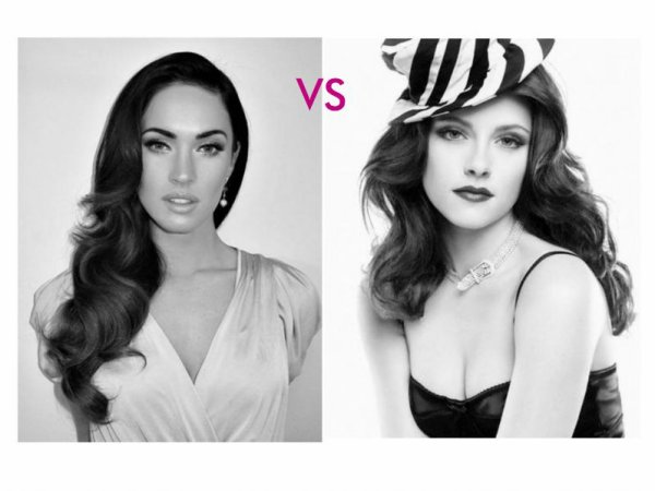 Megan Fox VS Kristen Stewart