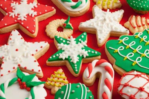 Top 10 des recettes de biscuits et gâteaux pour noël (1)