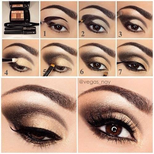 maquillage pour noël 2