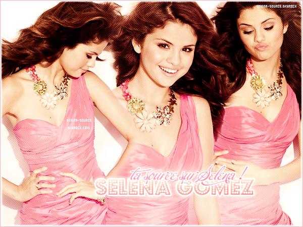 .. Bienvenue sur Seiena-Source, votre source francophone sur la sublime Selena Gomez ;) ..