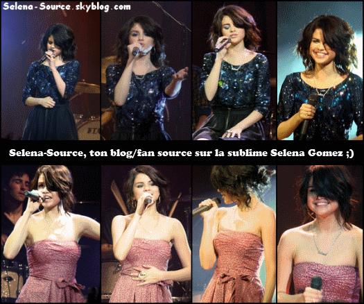 ..  Découvrez les photos du concert de Selena Gomez à San Diego.  ..