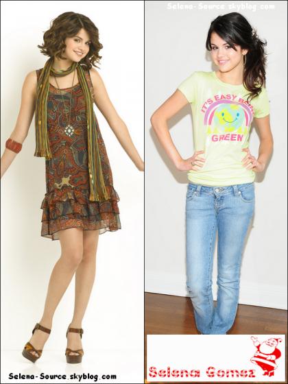 .. Qui préfères-tu ? Alex Russo ( Rôle dans WOWP ) où Selena Gomez ? .. (Article Spécial pour les Fêtes) ...Ma Nouvelle Fiction  ...