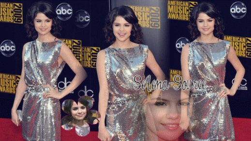 .. Selena aux American Music Awards 2009  //  Partie 2  //  ..