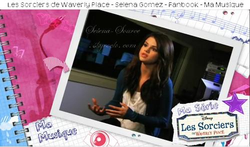 ..  Trois vidéos où Selena y parle de sa vie, de sa musique et de son style .. Qu'en pensez-vous ?  ..