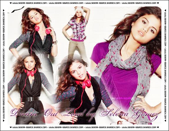 ..  Voici une vidéo lorsque Selena rencontre (enfin) son idole Shia Labeouf .. Vos avis ?  ..     + Découvrez la nouvelle collection de vêtements de  « Dream Out Loud » pour l'automne ;)  ..