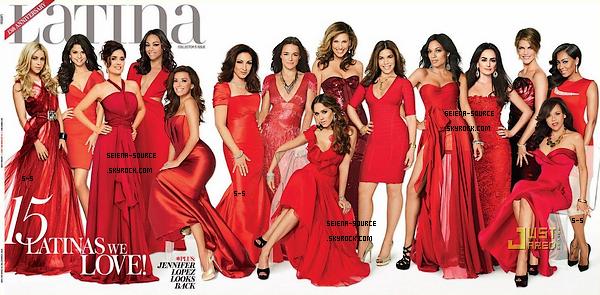 ..  Selena fait la couverture du magazine « Latina » d'octobre avec plusieurs célébrités .. Vos avis ?   ..        ..  + Voici quelques photos personnelles plutôt récentes de Selly et ses amis .. Qu'en pensez-vous ? ..