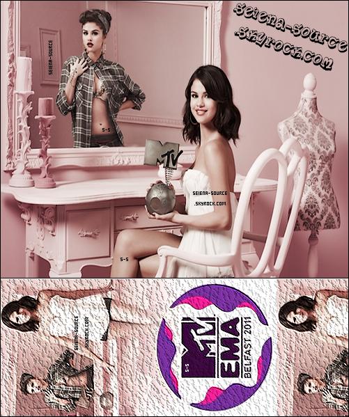 ..  Découvrez la vidéo & les photos promotionnelles de Selena pour les MTV EMA .. Vos avis ? ;)   ..