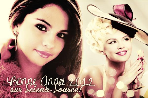 ..  Seiena-Source vous souhaite une bonne année 2012 ! Que tous vos voeux se réalisent en cette nouvelle année ! Beaucoup de santé, de bonheur & de paix à tous ! Gros bisous, Summer :) ♡  ..