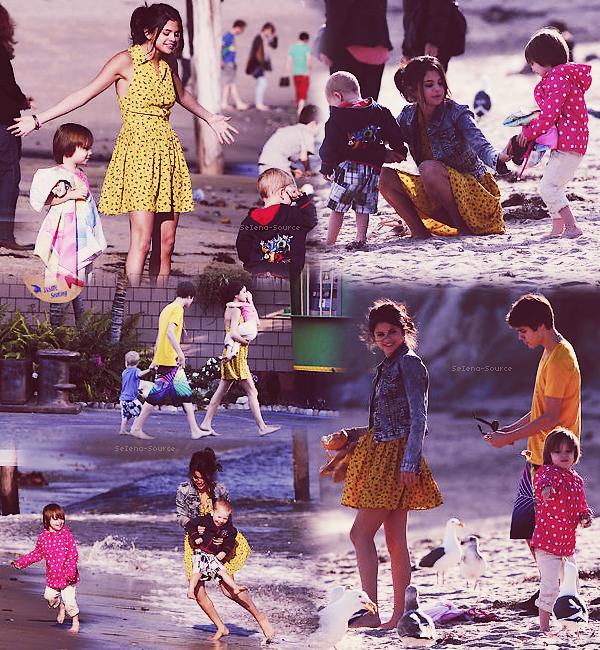 ..  ❀ Découvrez une vidéo amusante & originale sur la chanson « Call Me Maybe » de Carly Rae Jepsen, avec Selena Gomez, Justin Bieber, Ashley Tisdale, Samantha Droke & d'autres ;)   ..        ..  17/02 : Selena & Justin s'amusaient sur une plage avec la famille de ce dernier, en Californie.   ..       ..  11/02 : Selly était dans la ville de Montevideo à Uruguay, pour donner son dernier concert.  ..