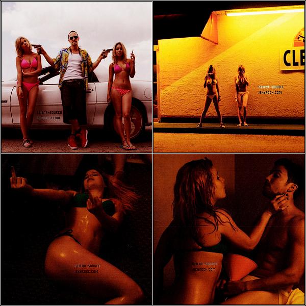 ..  Voici plusieurs photos de « Spring Breakers » pour le magazine Interview. Vos avis ?  ..