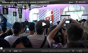 ..  21/06 : Selly était l'invité d'honneur au Festival International de la Créativité, à Cannes.  ..