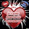 (l)Mon amour je t'aime(l)