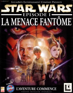 Mon premier article Star Wars La Menace Fantôme